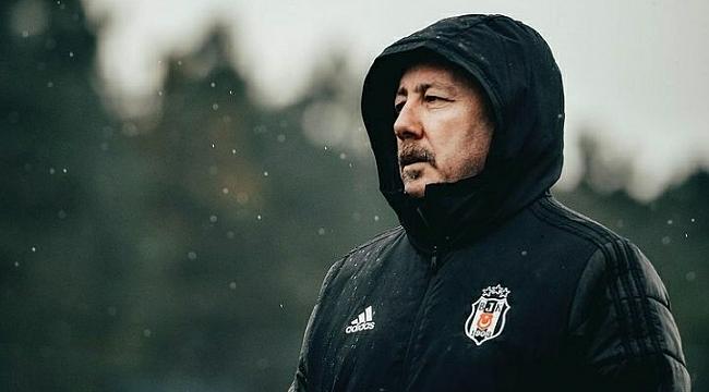 Beşiktaş'tan Sergen Yalçın'a yeni sözleşme