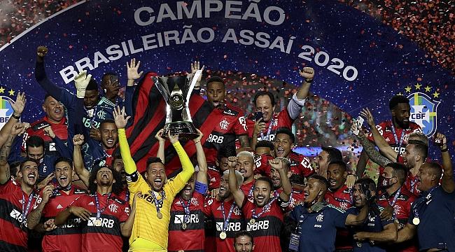 Brezilya'da şampiyon Flamengo