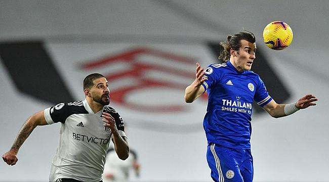Çağlar 11'de başladı, Leicester City zorlanmadı!