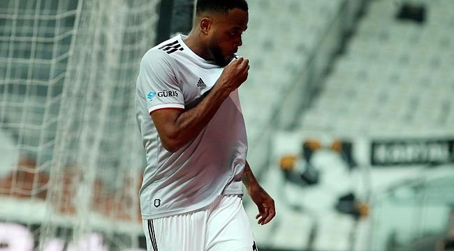 Larin attıkça Beşiktaş kazanıyor