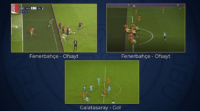 Fenerbahçe'den 'VAR' tepkisi! Açıklama