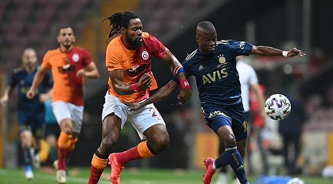 Fenerbahçe - Galatasaray muhtemel 11'ler