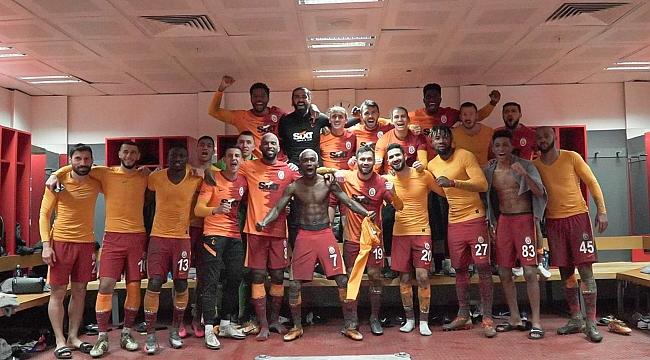 Galatasaray'da 351 gün sonra bir ilk