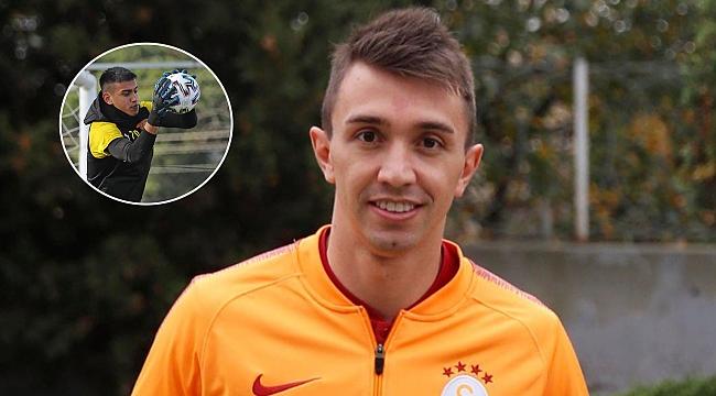 Galatasaray'da Muslera'nın veliahtı bulundu! 22 yaşında