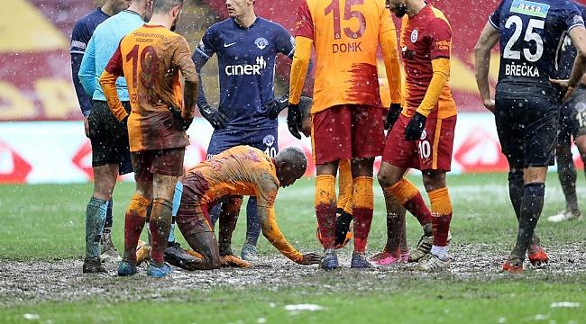 Galatasaray'da sezonun fotoğrafı