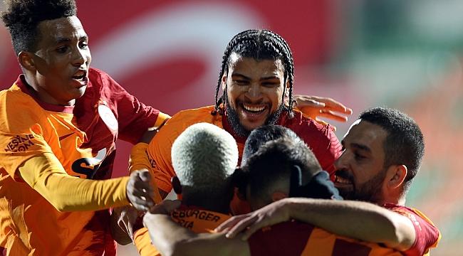 Galatasaray gözünü rekora dikti