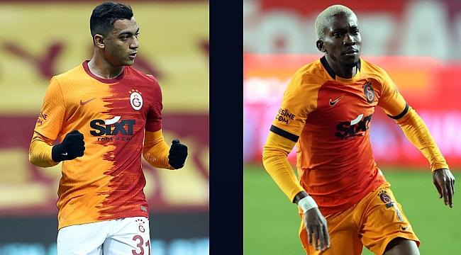 Galatasaray'ın 'Süper' ikilisi