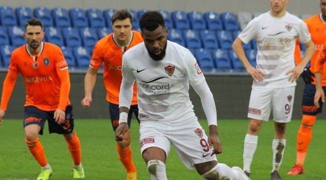 Galatasaray ve Boupendza için resmi açıklama