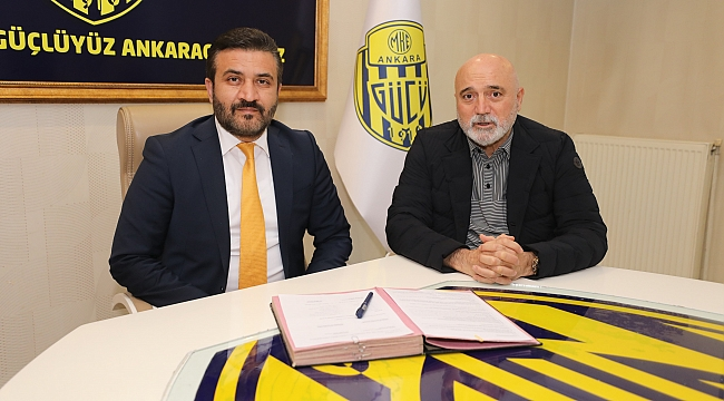 Hikmet Karaman Ankaragücü'nde