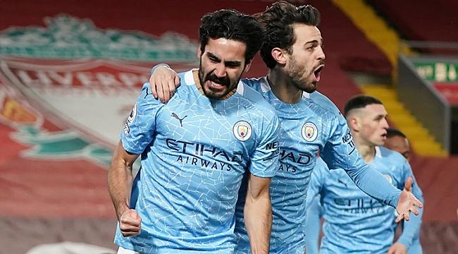İlkay böyle istedi, Manchester City kazandı