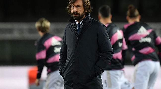 Juventus ve Andrea Pirlo eriyor