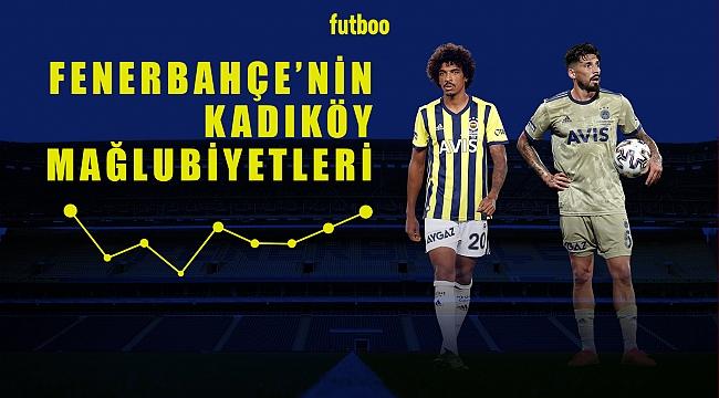 Kadıköy'de 7 sezon sonra 5 yenilgi