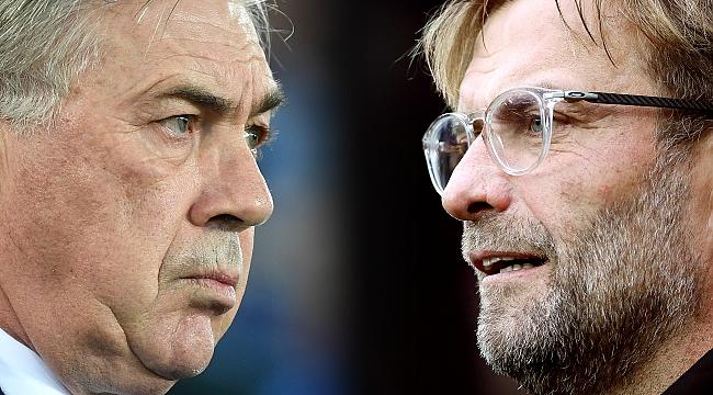 Liverpool - Everton muhtemel 11'ler