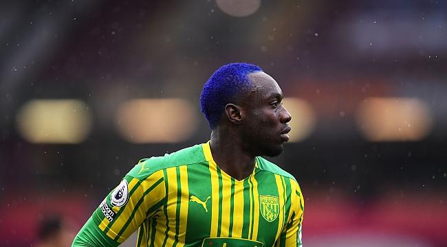 Mbaye Diagne kendini sevdirdi