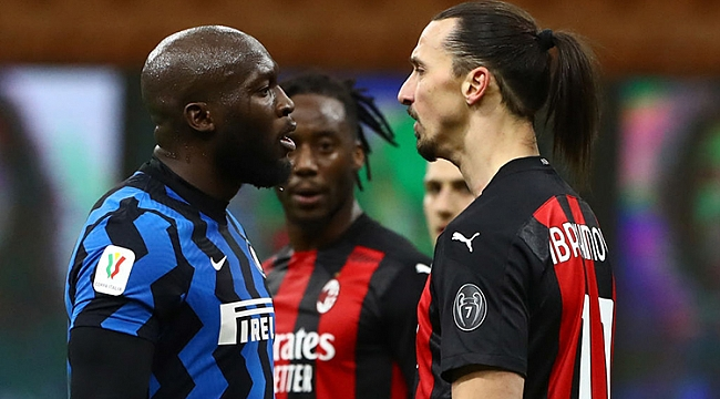 Milan - Inter muhtemel 11'ler