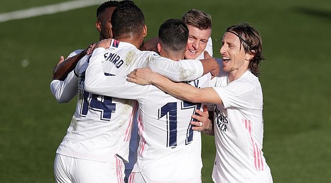 Real Madrid seriyi 2 golle sürdürdü! Toni Kroos...
