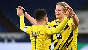Ruhr derbisinde Haaland şov ve tam 4 gol!