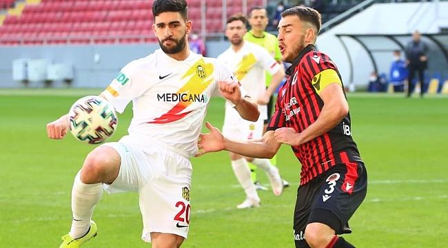 Süper Lig'de yeni hafta iki beraberlikle başladı