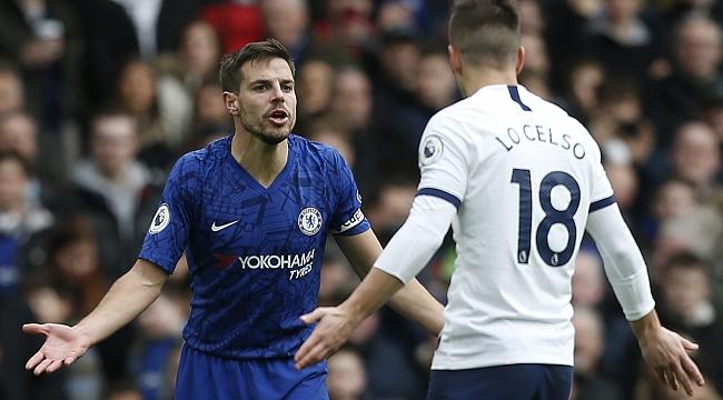 Tottenham - Chelsea muhtemel 11'ler