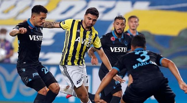 Trabzonspor-Fenerbahçe muhtemel 11'ler