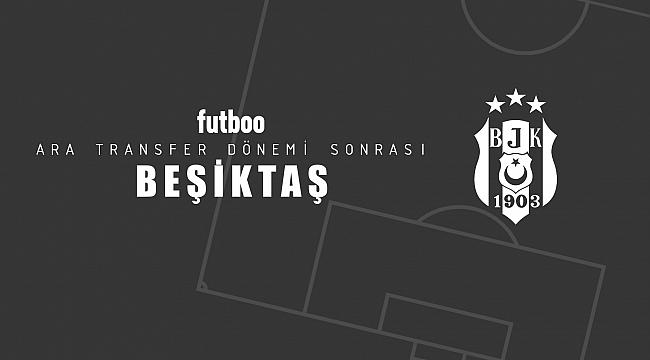 Transferlerden sonra 'yeni' Beşiktaş