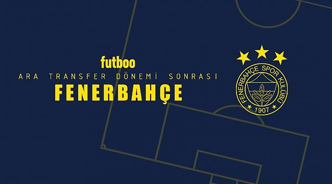 Transferlerden sonra yenilenen Fenerbahçe
