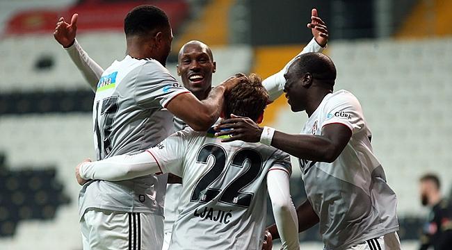 Y. Malatyaspor-Beşiktaş muhtemel 11'ler