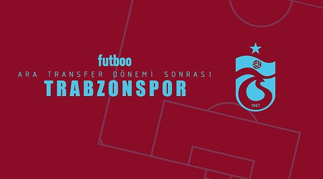 Yeni transferler sonrası değişen Trabzonspor