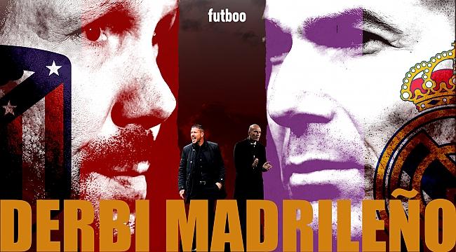 Atl. Madrid-R. Madrid muhtemel 11'ler