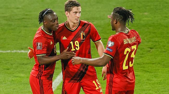 Avrupa Elemeleri'nde gol yağmuru! 2 maç 15 gol