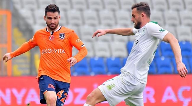 Başakşehir'de hasret 10 maça çıktı