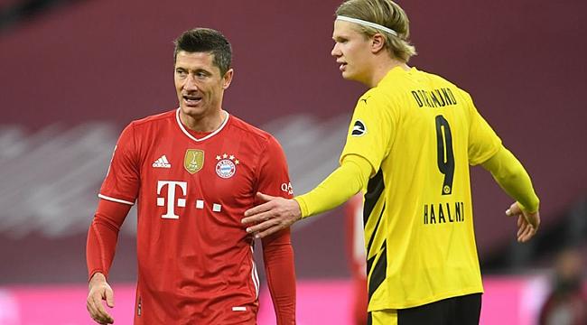 Bayern, Der Klassiker'de 4 golle döndü