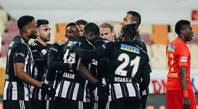 Beşiktaş - Gaziantep FK muhtemel 11'ler