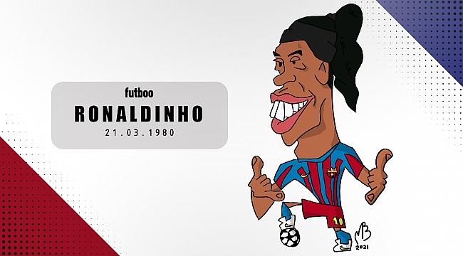Bir daha böylesi gelmez: Ronaldinho