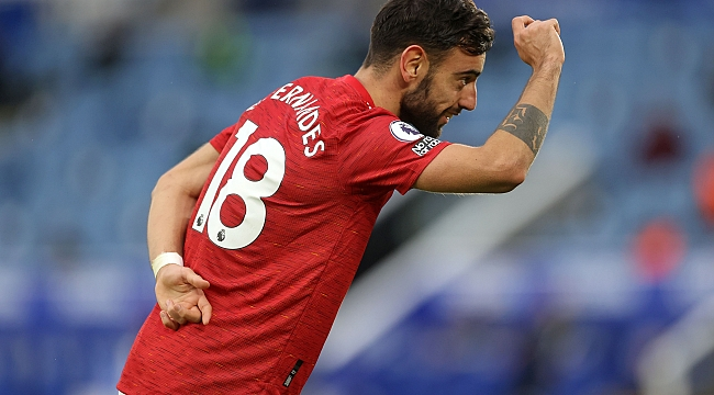 Bir takımı değiştiren futbolcu: Bruno Fernandes