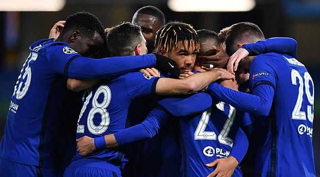 Chelsea'den Londra'da 2 gollü tarife!