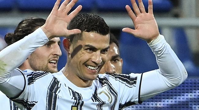 Cristiano Ronaldo'dan 57. hat-trick