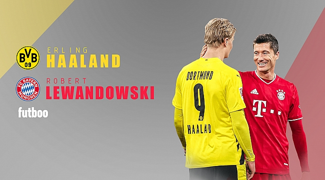 Haaland mı, Lewandowski mi?