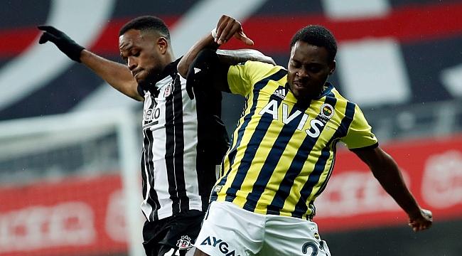 Fenerbahçe derbilerde kayıp!