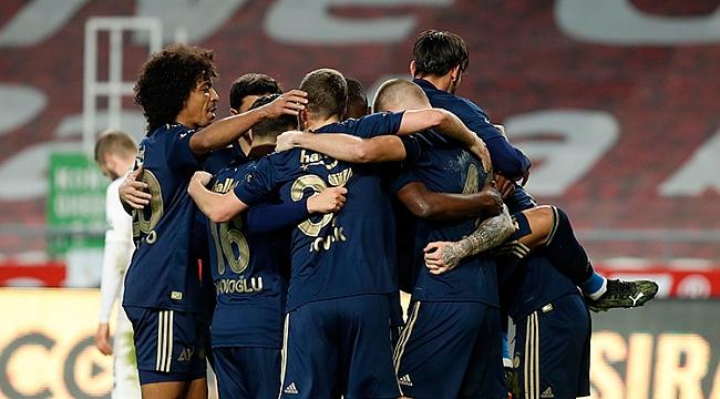 Fenerbahçe - Gençlerbirliği muhtemel 11'ler