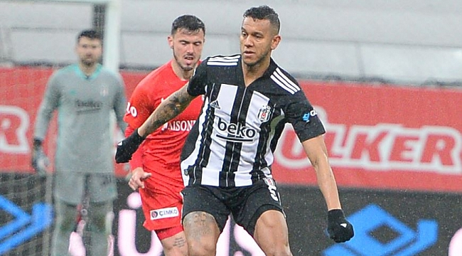 FIFA'dan Beşiktaş'a Josef müjdesi! Dava sonuçlandı