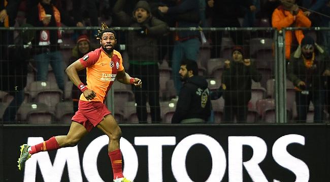 FIFA'dan Galatasaray için Luyindama kararı!