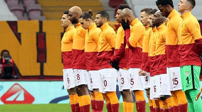 Galatasaray'da zeminin faturası kesildi