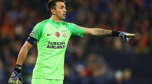 Galatasaray'dan Muslera açıklaması!