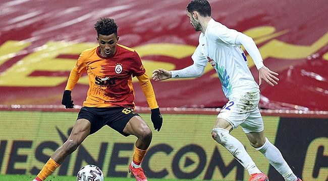 Galatasaray evinde ağır yaralı