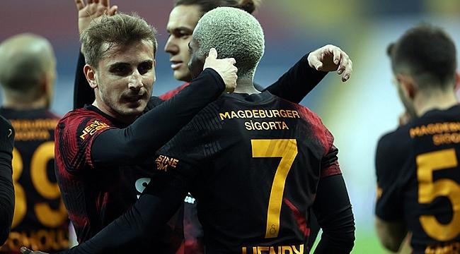 Galatasaray - Rizespor muhtemel 11'ler