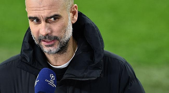 Guardiola ve Man. City bir ilki başardı