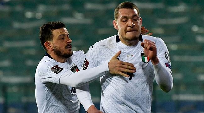 İtalya, Bulgaristan'da hata yapmadı! 2 gol...