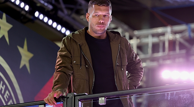 Lukas Podolski'den Fenerbahçe itirafı