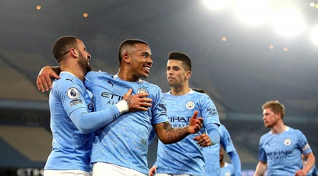 Manchester City tarih yazıyor
